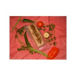 Paté a la pimienta verde