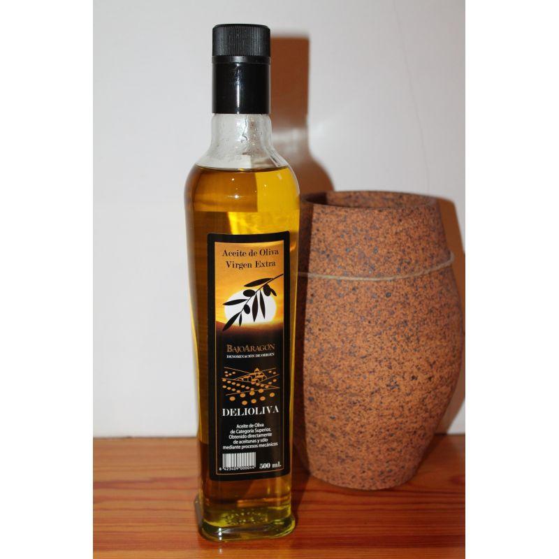 Aceite de oliva virgen extra 3/4 l.