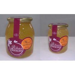botes de miel natural de tomillo Peñas Blancas