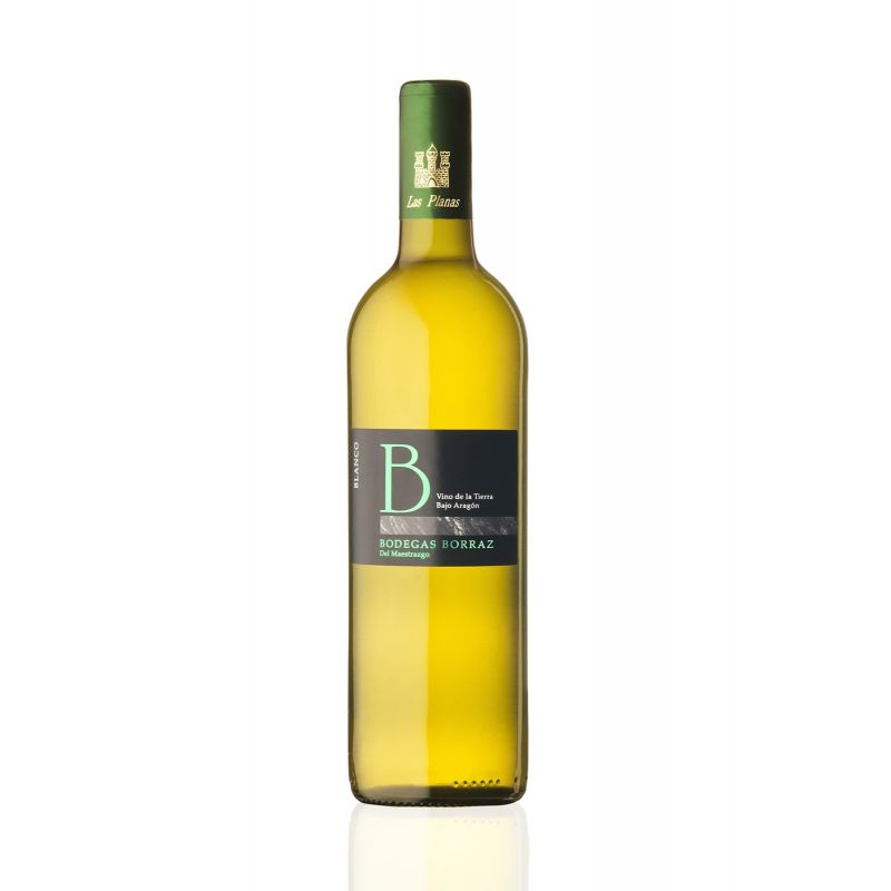 vino blanco Bodegas Borraz
