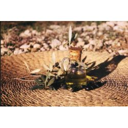 Aceite de oliva del Bajo Aragón una delicia al paladar.