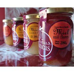 Pack miel natural varia