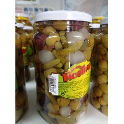 Combinaison d'olives, de...