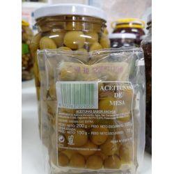bolsa aceituna manzanilla sabor anchoa vicoliva