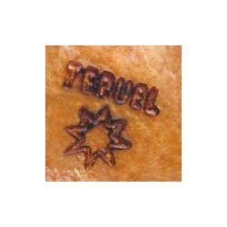 Jamón denominación de origen de Teruel