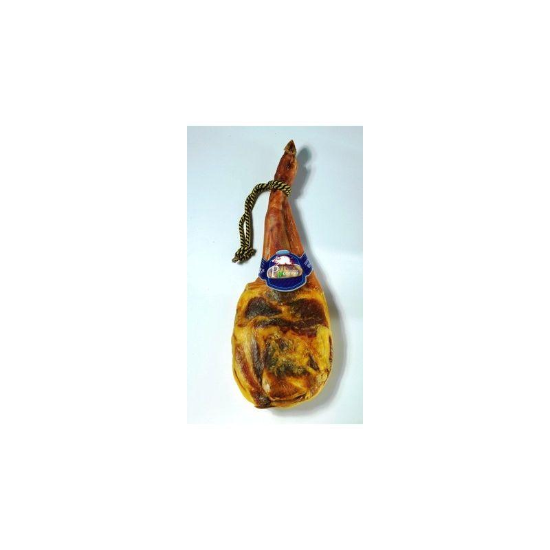 Paletilla de  jamón serrano con hueso