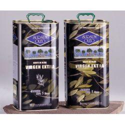 Aceite de oliva virgen extra D.O. Bajo Aragón