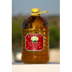 Aceite de  oliva virgen extra de Castelserás-Teruel