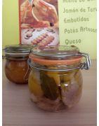 Adobos et marinés dans l'huile d'olive.