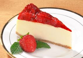 tarta de queso mermelada de fresón